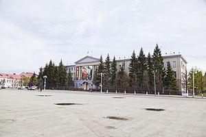 Kurgan Oblast Duma - Image: Okn 079 1