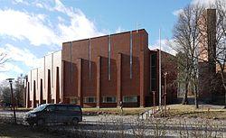 Εκκλησία του Όλαρι
