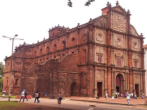 Old Goa Church 01