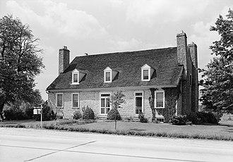 Simpsonville, Kentucky - Old Stone Inn; June 2, 1940