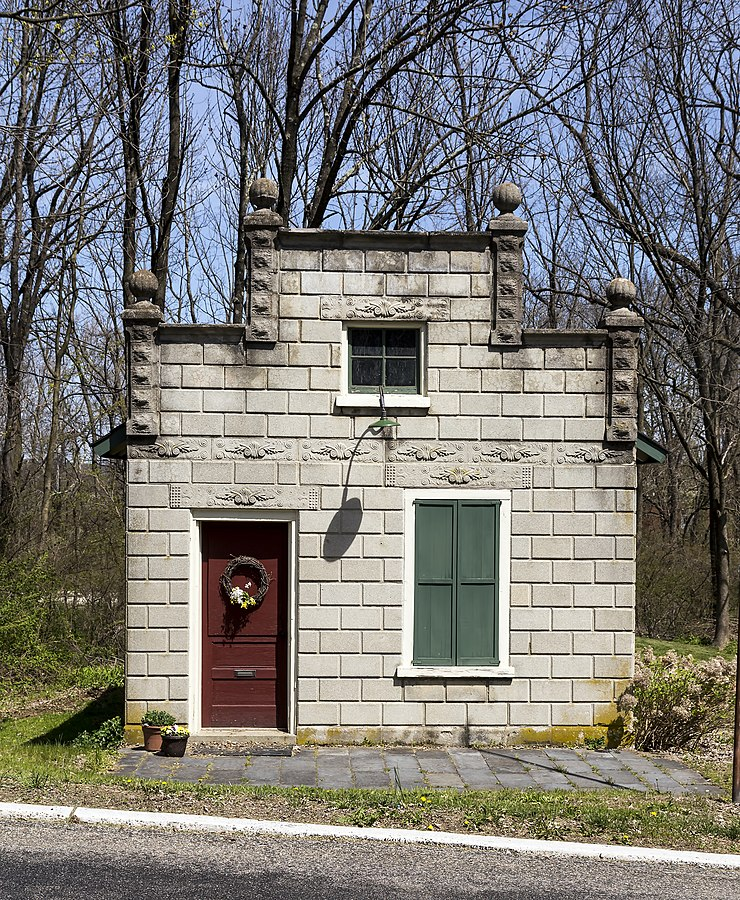 West Portal, New Jersey