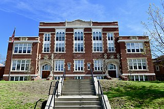 Old Waterville High School