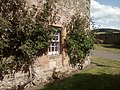 Old entrance to what is now Visitor centre for Ferniehirst Castle.jpg