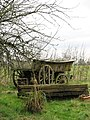 Old farm cart - geograph.org.uk - 702195.jpg