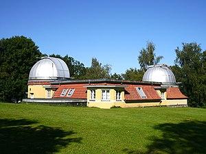 Højbjerg - Image: Ole Rømer Observatoriet