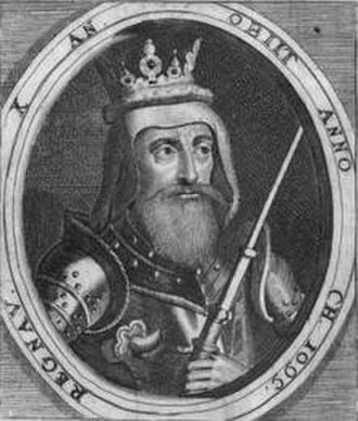 Duke of Schleswig - Image: Oluf hunger