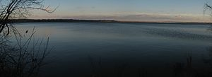Onondaga Lake - Image: Onondaga lake skyline