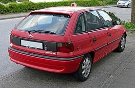 Opel Astra Wikipedia La Enciclopedia Libre
