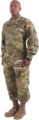 Army/Air Force[1] – ACUcurrently, three patterns are in use – UCP, MultiCam, also known as OEFCP, and OCP, a pattern similar to but distinct from Multicam