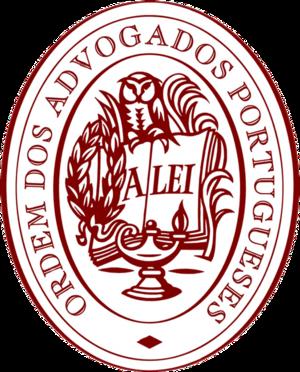 Portuguese Bar Association - Insignia of the Ordem dos Advogados