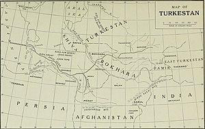 Trans Kaspiske Jernbane Wikipedia Den Frie Encyklopaedi