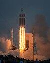 Lançamento da nave Orion