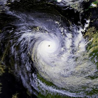 Cyclone Orson Category 5 Australian region cyclone in 1989