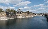Osaka Castle, South outer moat 20190415 1.jpg