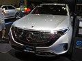 Osaka Motor Show 2019 (264) - Mercedes-Benz EQC 400 4MATIC (N293).jpg
