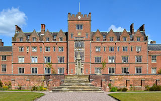 St Marys College, Oscott Church in Birmingham, UK