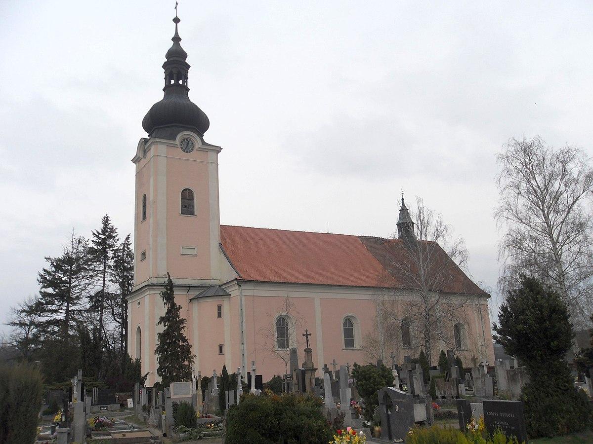 Px Oslavany C Kostel Sv Mikul C A C A E