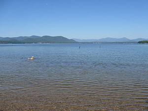 Ossipee Lake - Image: Ossipee Lake