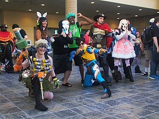 Otakon Anime convention
