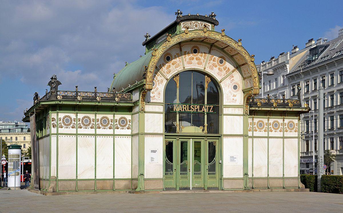 Karlsplatz Stadtbahn Station Wikipedia