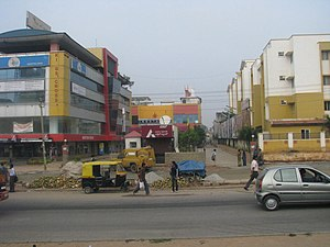 Outer Ring Road, Bangalore