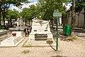 Père-Lachaise - Division 44 - Avenue Aguado 01.jpg