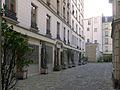 P1140985 Paris IV rue des Francs-Bourgeois n°29bis cour rwk.jpg