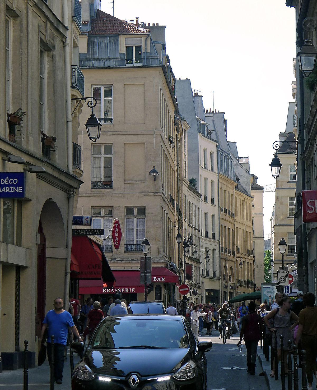 Rue De La Deco rue de la verrerie - wikidata