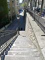 P1250261 Paris XVI rue Berton et Raynouard escalier rwk.jpg