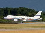 P4-VNL, Airbus A319-115, Global Jet Luxembourg (19828998606).jpg