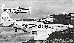 Philippine Air Force - PAF P-51 Mustang