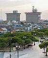PDVSA oil Towers in Maracaibo.jpg