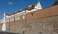 PL Piotrkow Trybunalski mury klasztor dominikanek 03.jpg
