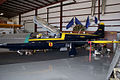 PZL Mielec TS-11 Iskra blueyellow LFrontSide KAM 09Feb2011 (14797180989).jpg