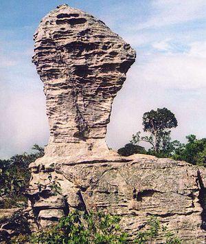 Dong Phaya Yen Mountains - Image: Pa Hin Ngam 1