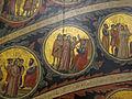 Pacino di bonaguida, albero della vita, 1310-15, da monticelli, fi 11 cristo davanti a caifa.JPG
