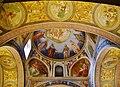 Padova Basilica di Santa Giustina Innen Oratorio di San Prosdocimo Gewölbe 3.jpg