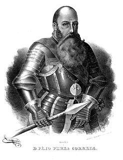 Paio Peres Correia Portuguese noble