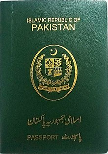 Visa requirements for Pakistani citizens - Wikipedia