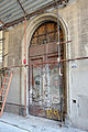 Palazzo Borghini, portale su borgo santa croce.JPG