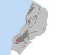 Palmi localizzazione del Rione Cittadella.png