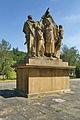 Památník obětem druhé světové války, Javoříčko, Luká, okres Olomouc (06).jpg