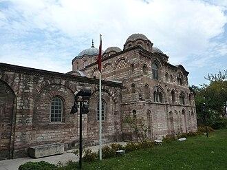 Pammakaristos Church - Parekklesion of the Pammakaristos Church (Fethiye Museum).