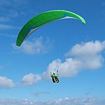 Paragliding over Hunstanton sea cliffs 2.jpg