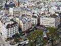 Paris 75005 Square Pierre-Gilles-de-Gennes from Notre-Dame-de-Paris 20180428.jpg