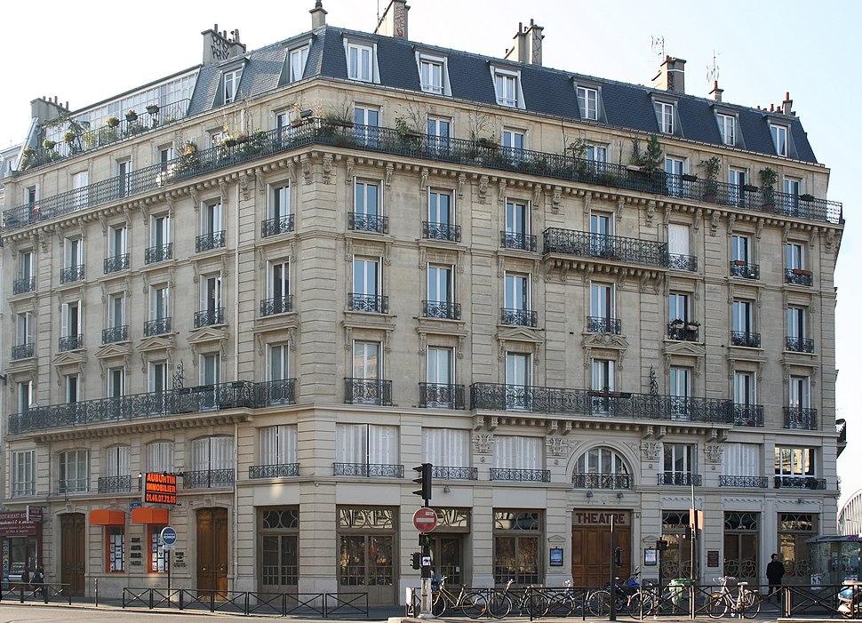 Paris Bouffes du Nord 01