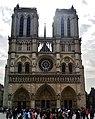 Paris Cathédrale Notre-Dame Fassade 2.jpg