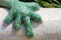 Park Guell Lizard hand.jpg