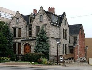 Thomas A. Parker House - Image: Parker House, Detroit MI
