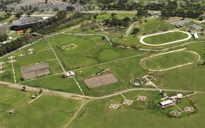Parque Polideportivo Roca - Part of Roca Park.